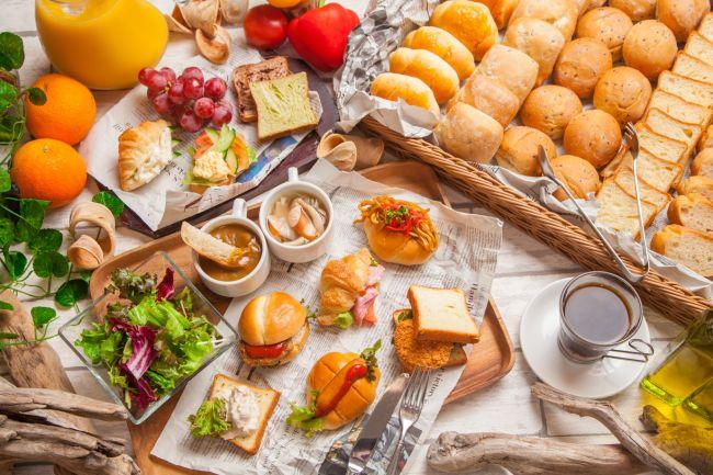 【終了】14種類のパンが食べ放題!銀座バグースプレイスで『ブレッドフェア』開催