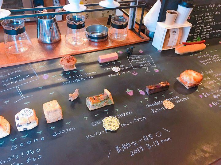 黒板ディスプレイが可愛い!鎌倉に「KANNON COFFEE」がOPEN