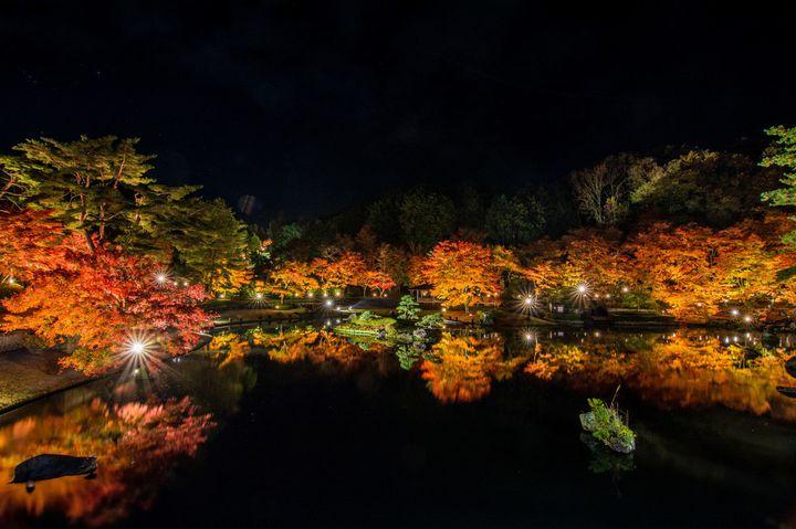 """隠れた紅葉の絶景スポット。""""修善寺""""を全部満喫する一泊二日プランはこれだ"""
