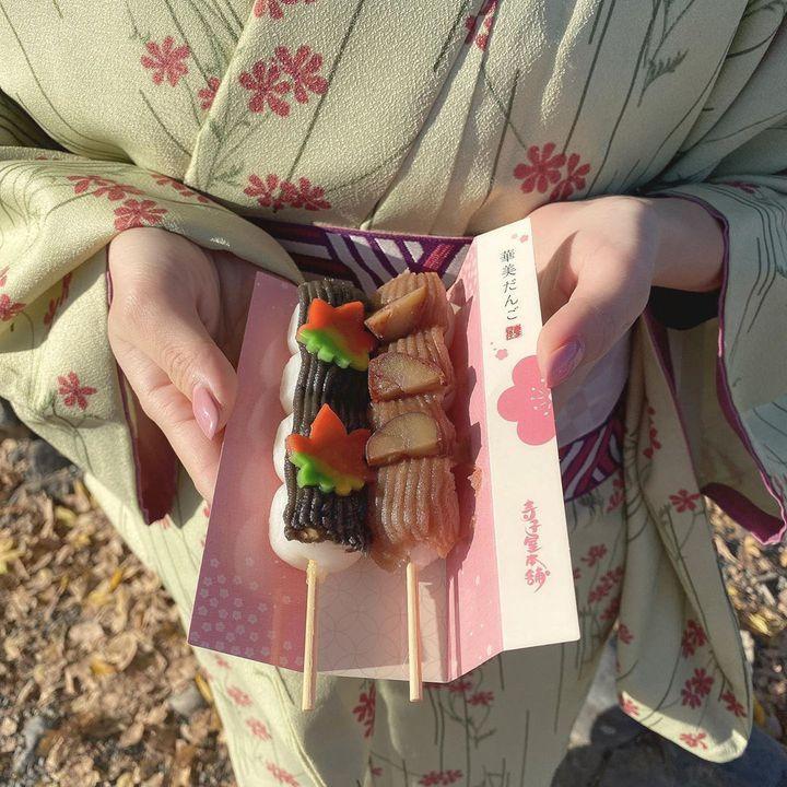 和菓子の定番。京都で絶対に行きたい「絶品お団子」の名店まとめ