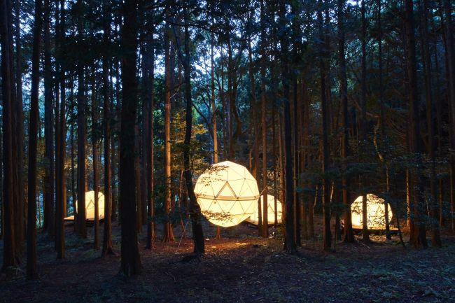 日本初の施設!泊まれる公園「INN THE PARK」静岡に誕生