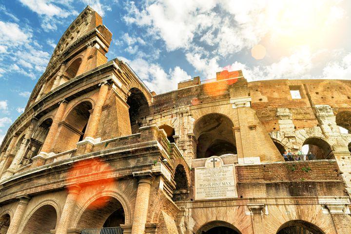 死ぬまでに絶対行きたい!イタリア・ローマの世界遺産をまるっとご紹介