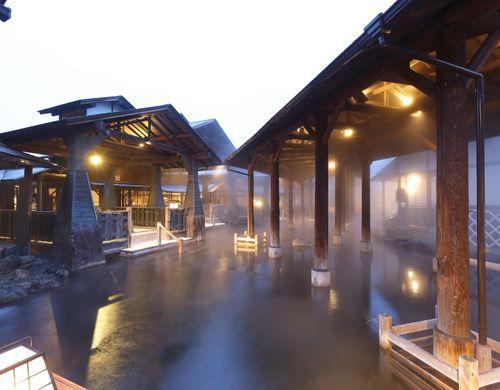 遊んだ後には至極の癒やしを。福島・湯本温泉でおすすめの宿7選