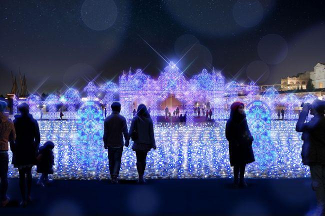 【終了】イルミの季節がやってくる!ラグーナテンボスで「史上最光の冬ラグーナ」開催