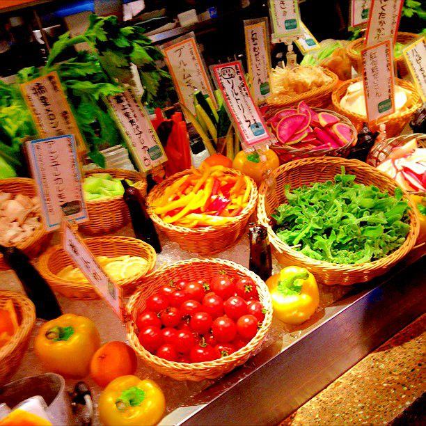 冬野菜で身も心も健康に!東京都内でおすすめの野菜が美味しいお店7選
