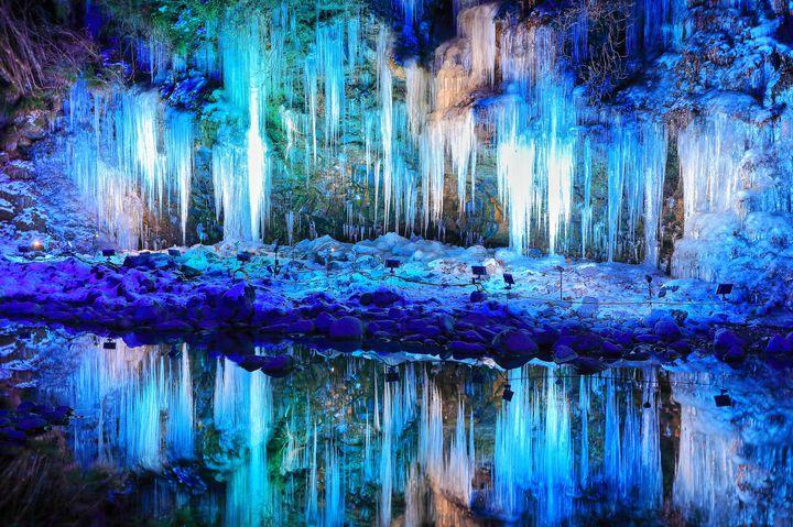 日常から飛び出したいの。エネルギーチャージできる関東の冬絶景特集