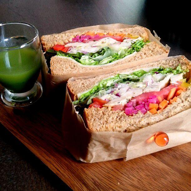 美しいからこの美味しさ。東京都内のビジュアル系サンドウィッチ7選
