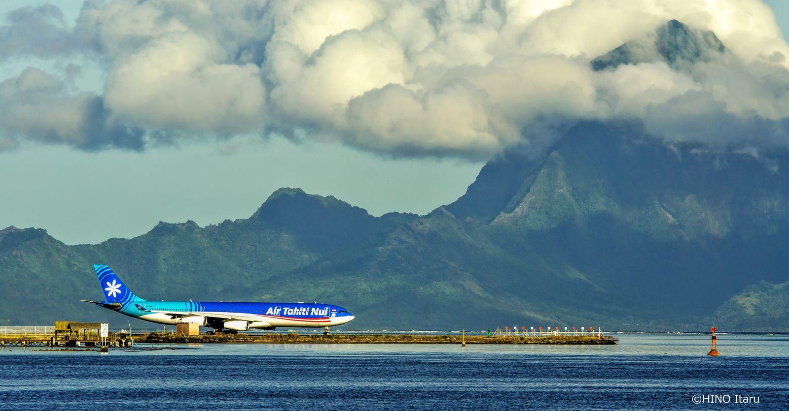 実は、成田国際空港からタヒチまでは直行便が飛んでいます。アジアから直行便が飛んでいるのは日本からのみです。行きやすい上、現地の治安はよく、年間を通して温暖で泳げるので、旅先にピッタリ。