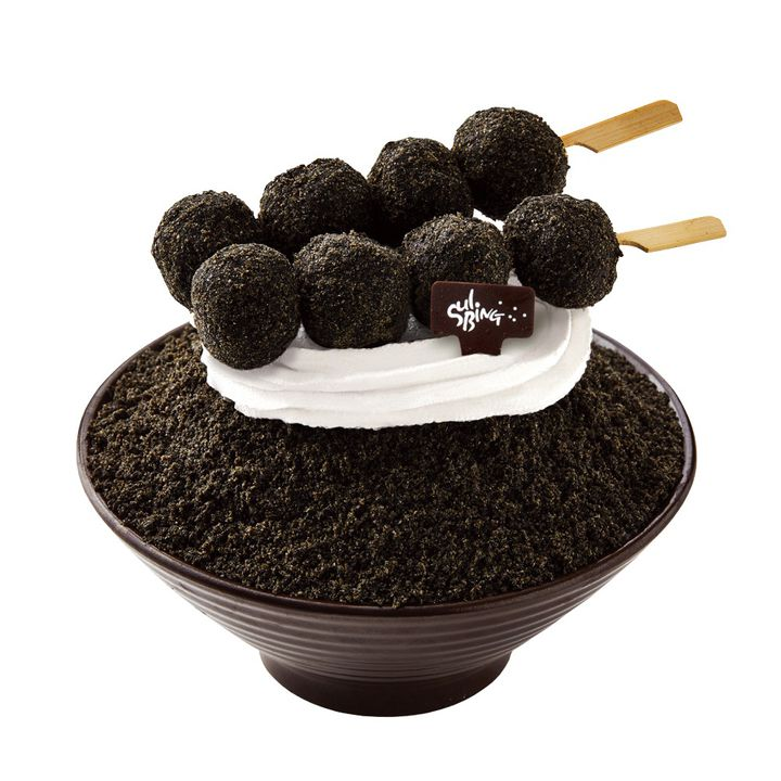 【終了】抹茶メニューも限定復活!ソルビンから「黒ごま生クリームソルビン」が日本初登場