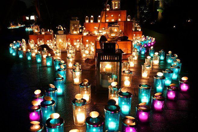 【今日から】幻想的な秋夜へ出かけよう。「湘南キャンドル2019」江の島で開催