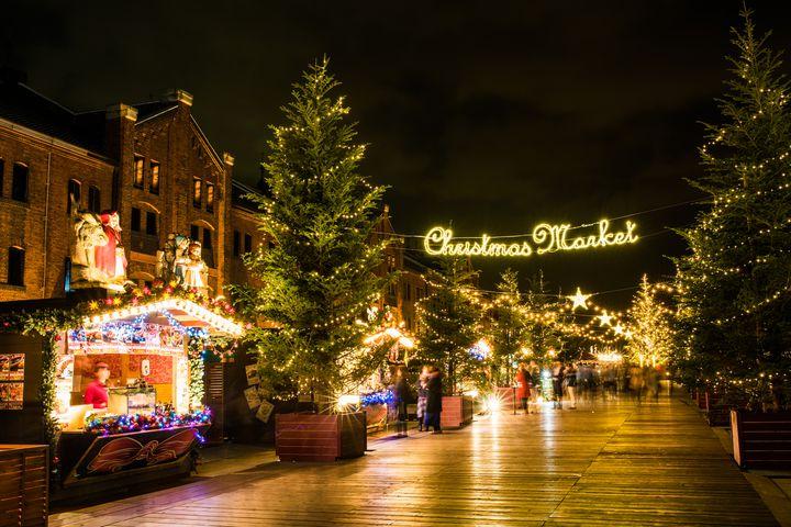 クリスマスが今年もやってくる!東京近郊の最高にクリスマスを感じられるスポット7選