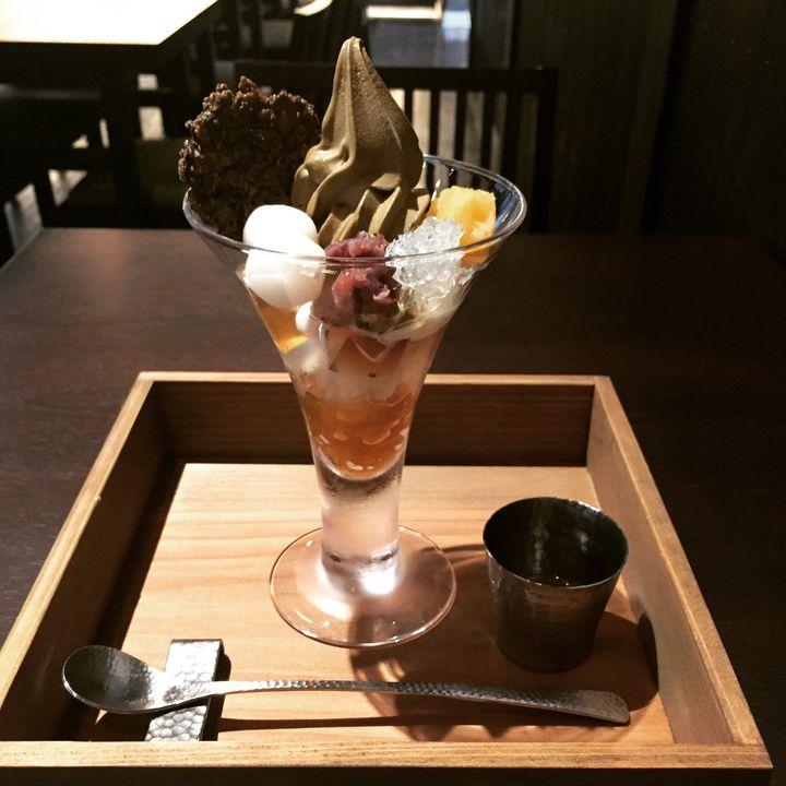 芳ばしい香りのほうじ茶が人気!絶品ほうじ茶スイーツが食べられるカフェ11選