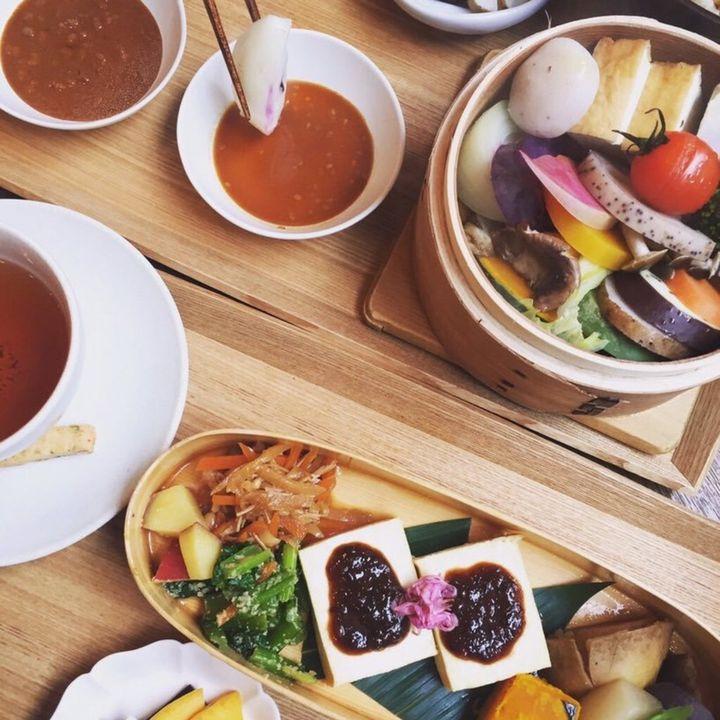 """忙しい私の優雅なひととき。東京都内で食べられる""""おしゃれ定食""""7選"""