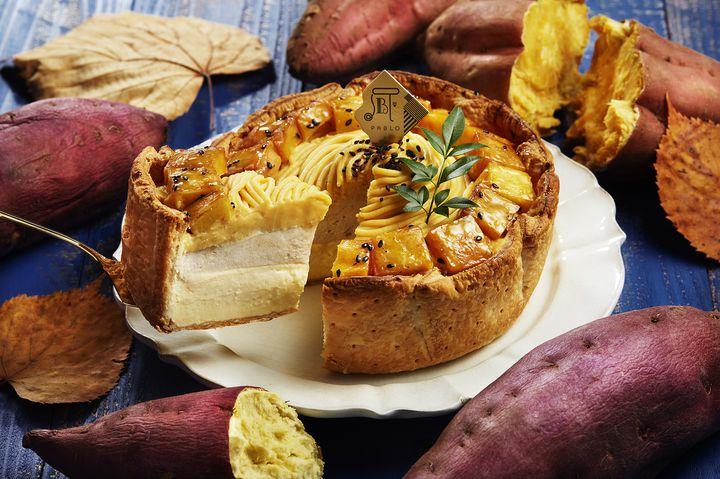 【終了】相性抜群!パブロから『安納芋とアールグレイクリームのチーズタルト』登場