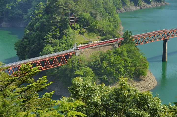 """あの日本一の秘境駅もここに。静岡県にある""""大井川鐵道""""の7つの魅力"""
