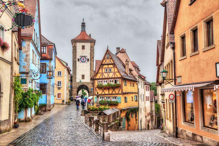 中世の世界へタイムスリップ。おとぎの国「ローテンブルク」の観光スポット10選