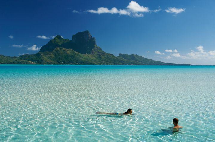 どこに行こうか迷っちゃう!タヒチで人気の4つの島を徹底紹介