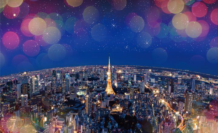 【終了】初開催の星空イルミも!「天空のクリスマス 2017」東京シティビューで開催