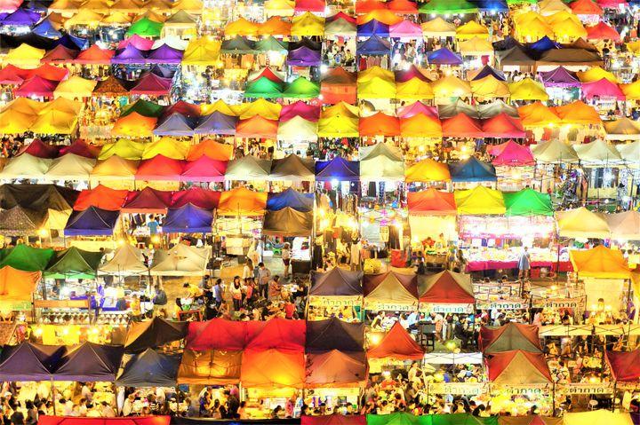 【食旅×マッサマンカレー】1泊2日のバンコクでリフレッシュプランをご紹介