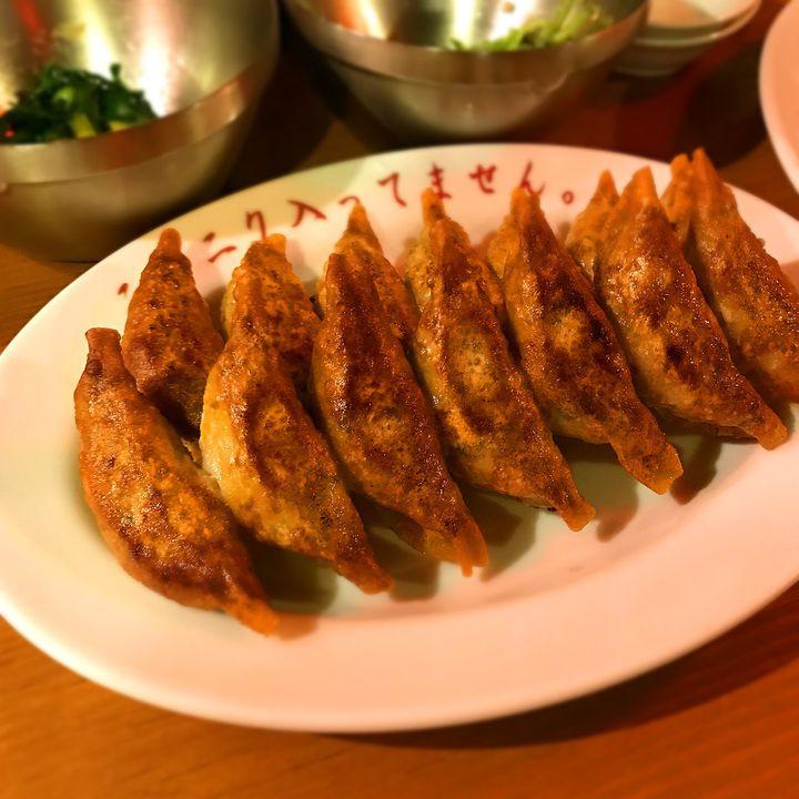 """今日はガッツリ""""あれ""""が食べたい!東京都内の「餃子」の名店7選"""