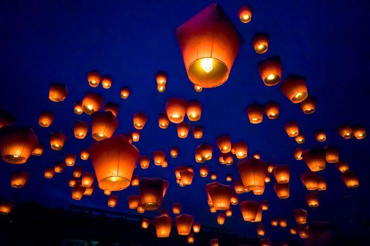 【終了】憧れのラプンツェルの世界が現実に。台湾「平渓天燈祭」でランタンを飛ばしたい