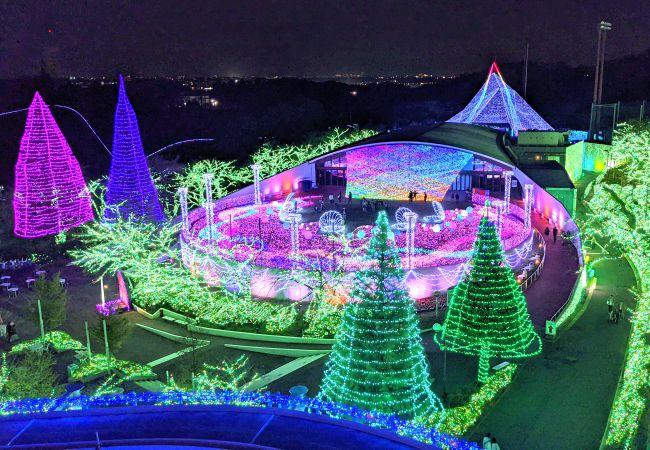 今年のクリスマスデートはここ!東京近郊の人気クリスマスイベント&スポット11選
