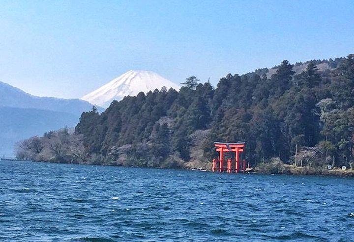 リフレッシュと運気を上げる 箱根1泊2日旅。
