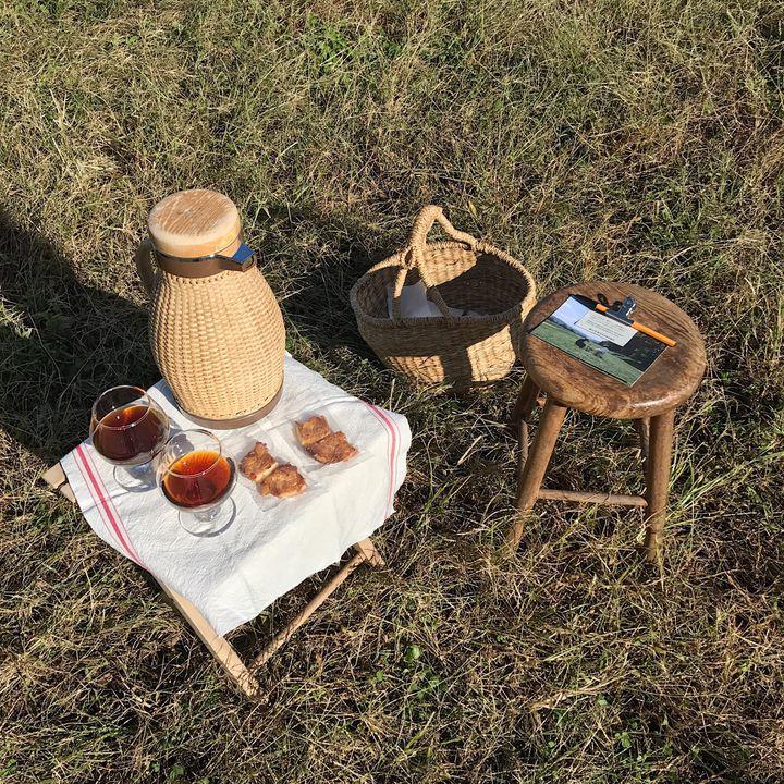 京都、鴨川でピクニックできるカフェ?「WIFE&HUSBAND」とは