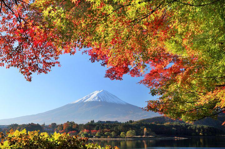 富士山×紅葉の絶景!山梨のおすすめ紅葉名所ランキングTOP5