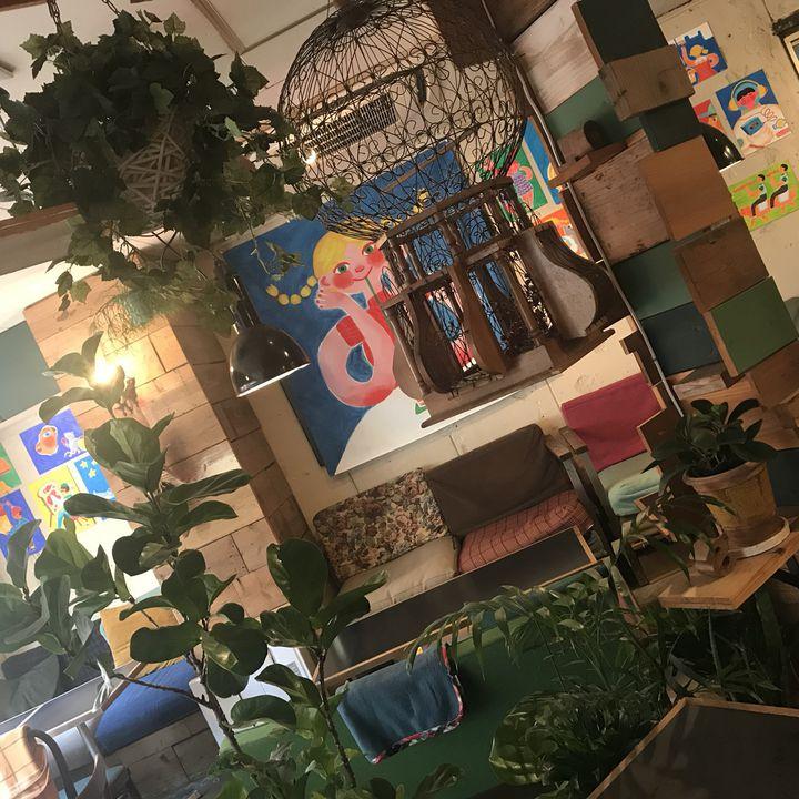 新宿で見つけた!内装にこだわったおしゃれで可愛いカフェ厳選7選
