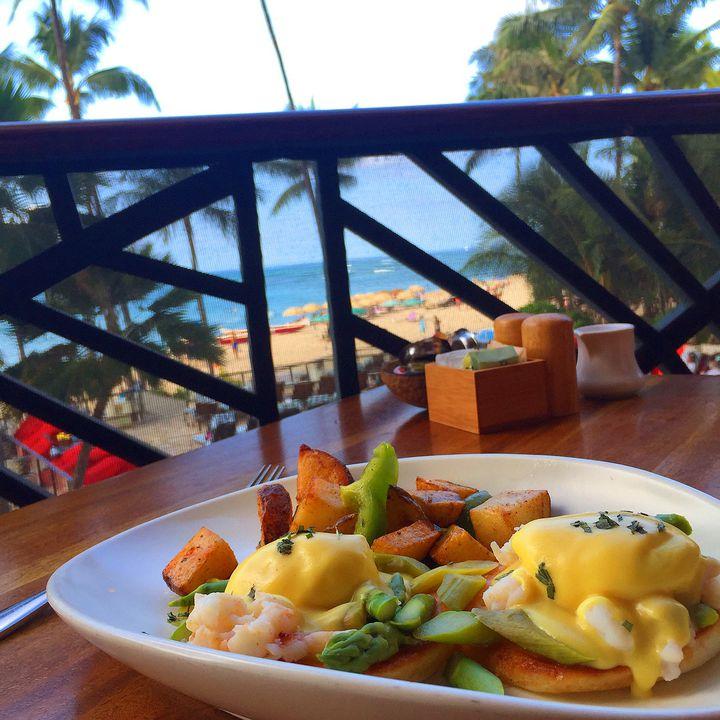 朝からハワイアンな贅沢を!ハワイでオススメの絶品朝食が食べられるスポット7選