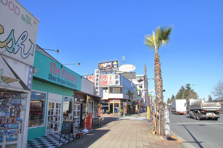 東京でアメリカ気分を満喫!アメリカンな街「福生」で行きたい12のスポット