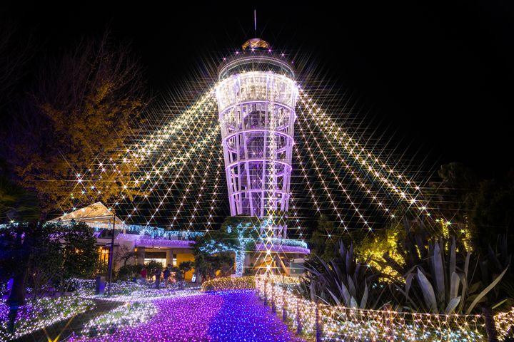 【開催中】冬デートは江の島できまり!「湘南の宝石」江の島で今年も開催