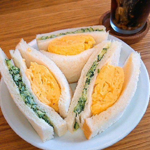 軽く食べたい、そんな時に。名古屋の絶品サンドイッチが食べられる喫茶店8選