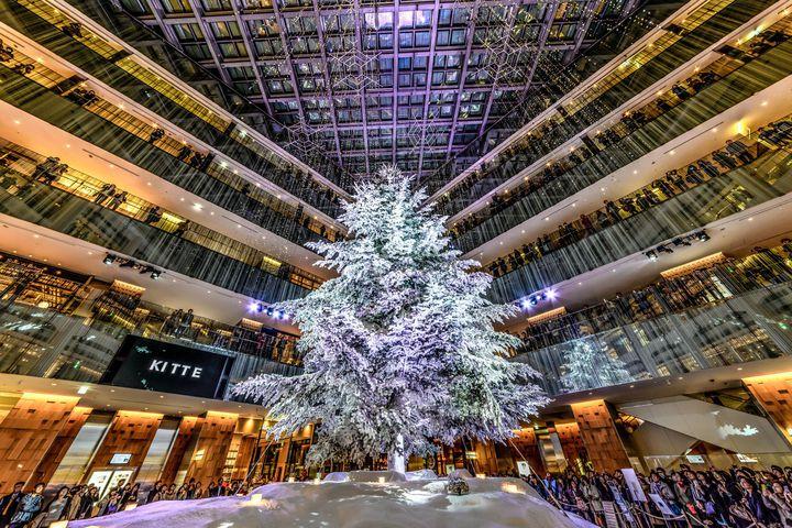 """彼女の機嫌を取りもどす!雨でもOKな""""クリスマスの東京デートプラン""""7選"""