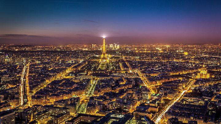 パリが眠らない街へ。アートイベント「ニュイブランシュ」に行ってみたい
