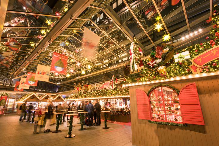 """イルミもクリスマスマーケットも!""""六本木ヒルズのクリスマス""""をご紹介"""