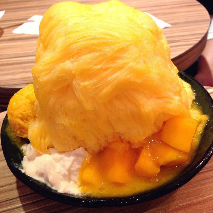 夏の台湾旅行で外せない!台北の「絶品マンゴーかき氷」があるお店7選