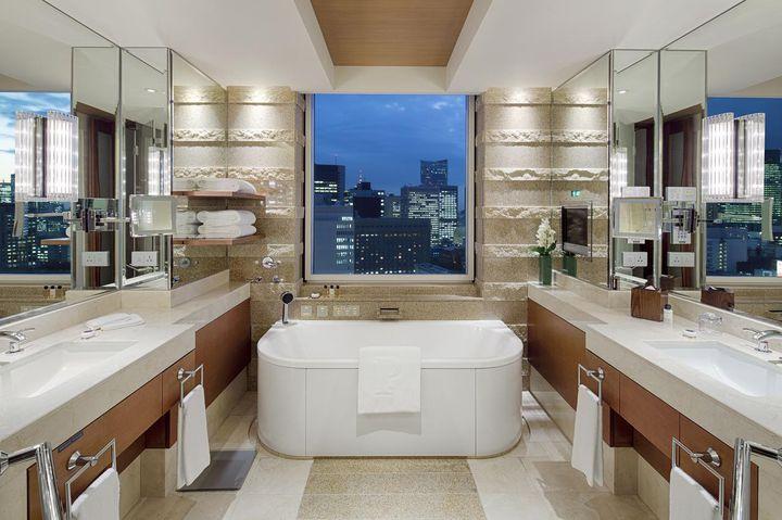 極上のお泊まりデートに!お風呂×絶景の「ビューバス」付きホテル東京都内12選