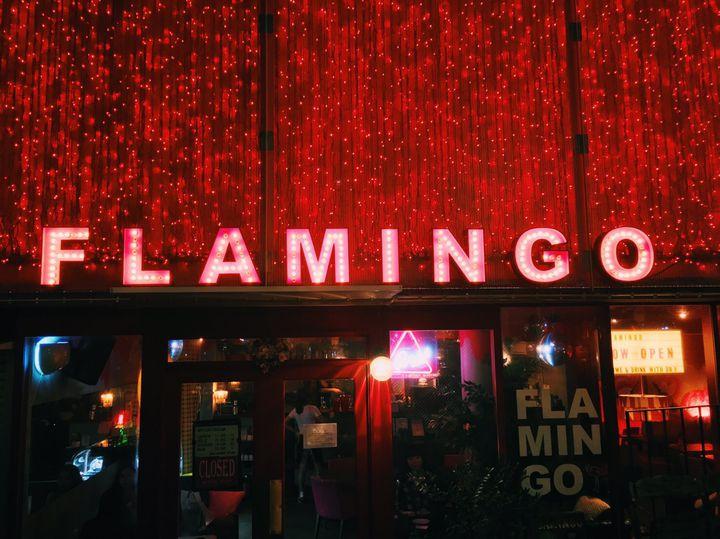 ピンク色の店内が印象的!渋谷のおしゃれカフェ「FLAMINGO」とは