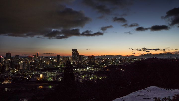 仙台の夜景スポットと言えばココ!仙台の夜景スポットランキングTOP7