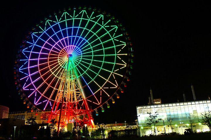 格別の絶景を見よう!日本国内の「観覧車」高さランキングTOP5