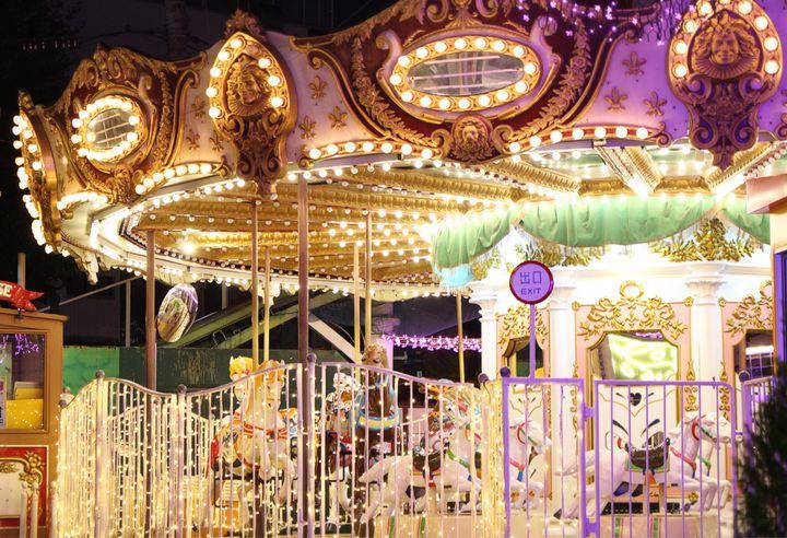 ディズニーだけじゃない!イルミネーションがきれいな関東の遊園地8選