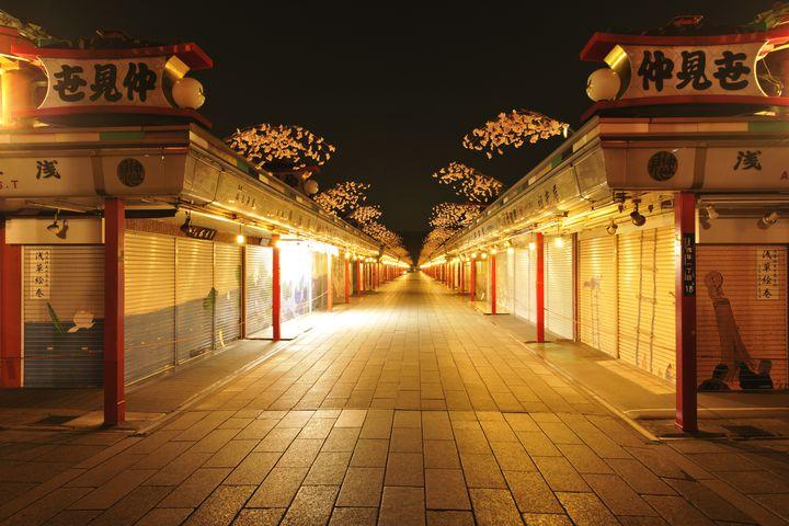 """このレトロさがたまらない!東京都内の""""春の下町散歩""""にぴったりな街9選"""