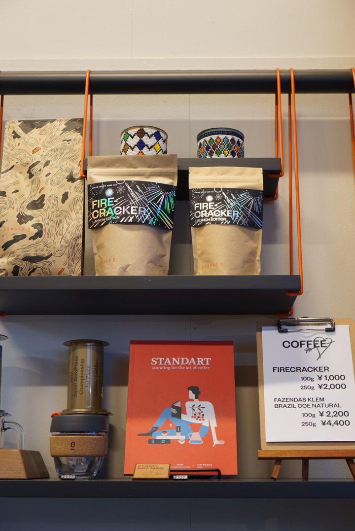 お家でのコーヒータイムを格上げする、コーヒー豆を買いたいカフェをピックアップ!
