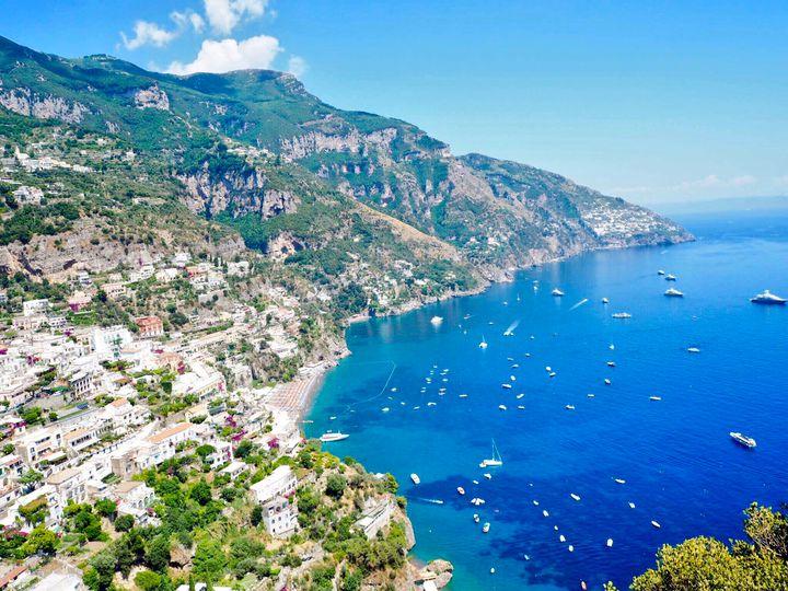 イタリア・カンパニア州の観光スポット!絶景と文化を存分に楽しめる7選