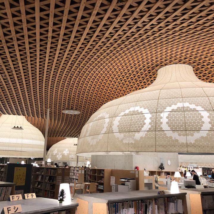 一度は絶対訪れてみたい!日本のお洒落すぎる図書館6選