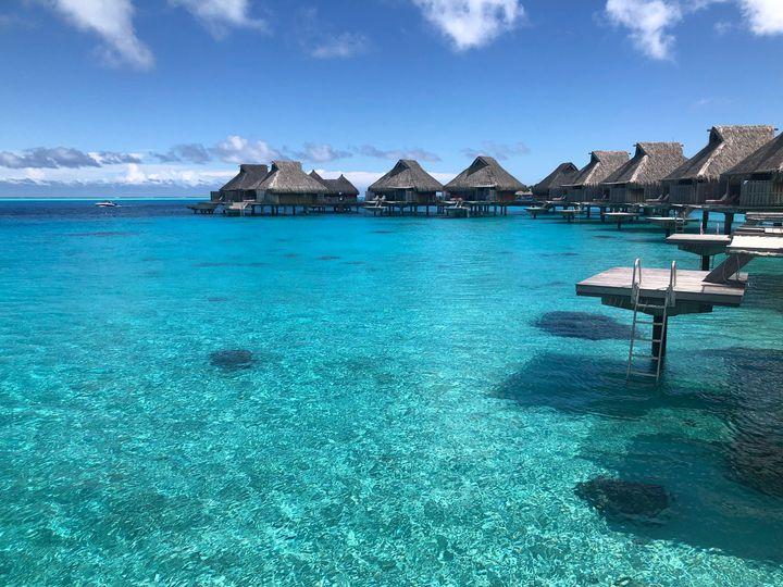 """知ったら絶対に行きたくなる憧れのリゾート """"奇跡の楽園""""「タヒチ」って?"""
