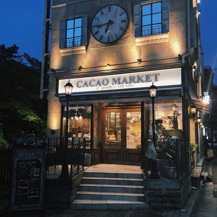 トキメキがとまらない!京都のチョコレート専門店「カカオマーケット」が楽しすぎる