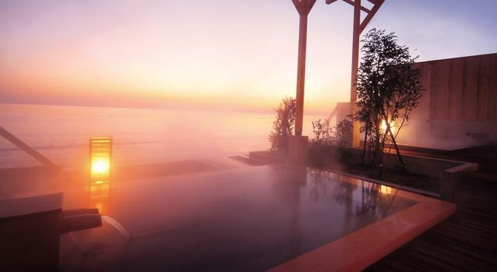 「竹瓦温泉」周辺のおすすめ宿泊スポット7選!冬は温泉でくつろごう